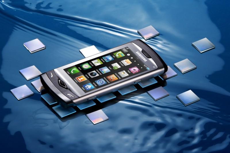 Wave 0 - Samsung lança Wave, primeiro smartphone com sistema Bada