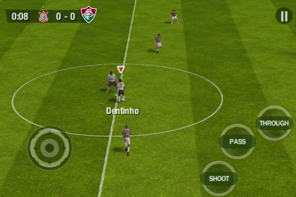 FIFA 11 para iPhone (foto: Gizmodo)