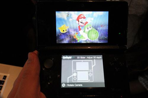 Nintendo 3DS no modo 3D: não recomendado para crianças 500x_3dscreen1