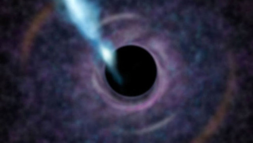 Astronomers 'Weigh' Heaviest Known Black Hole in our Cosmic Neighborhood