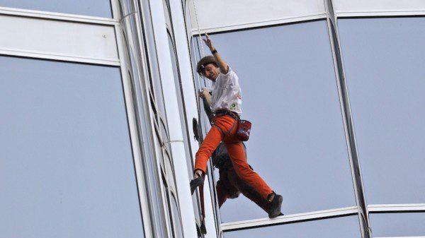 Emirates Dubai Skyscraper Climber