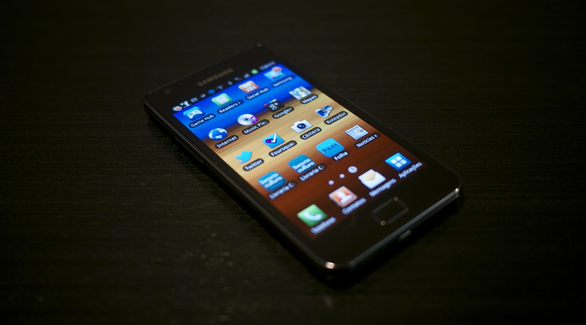 Samsung Galaxy S II - O melhor Android - Gizmodo Brasil