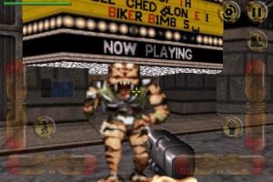 Duke Nukem 3D Fight Scene