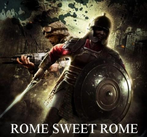 Rome Sweet Rome.