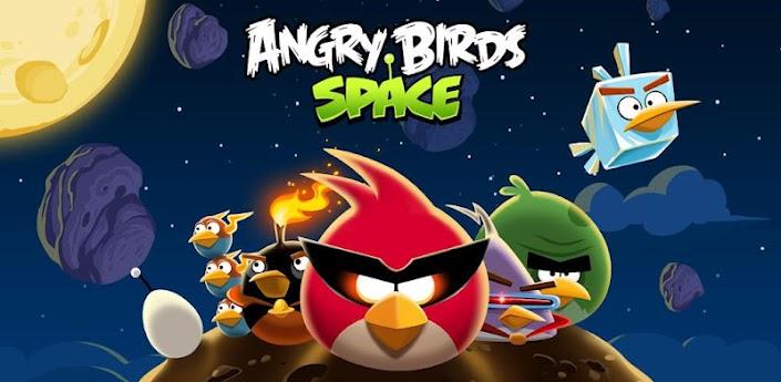 Angry Birds Space, da Rovio.