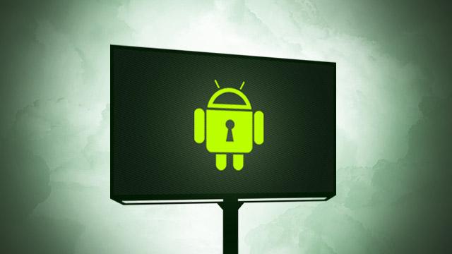 Apps gratuitos são um risco à segurança no Android.