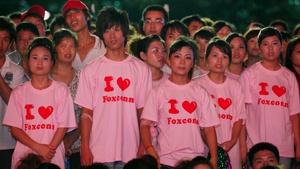 Crianças chinesas.