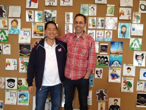 David Ko e Dan Porter.