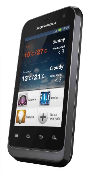 Motorola Defy Mini.