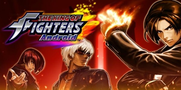 King of Fighters Android.