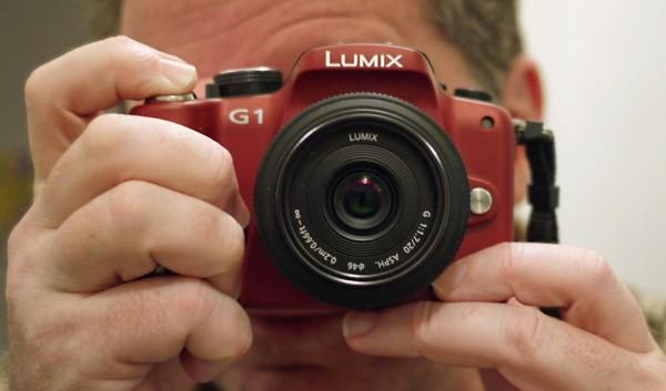 Lumix G1.