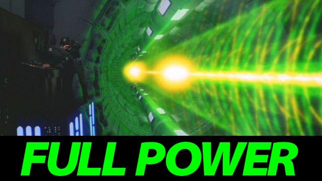 Puro poder.