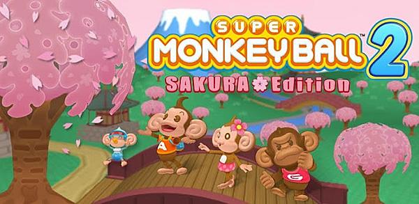 Super Monkey Ball 2: Sakura Edition, no Google Play.