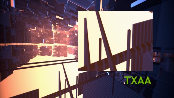 TXAA: mais qualidade gráfica com menos impacto em desempenho.