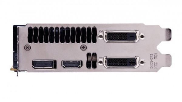 Portas da GTX 680.