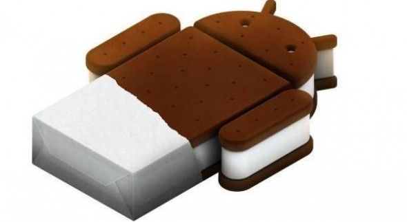Ice Cream Sandwich.