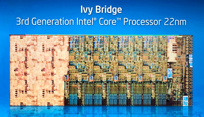 Intel Ivy Bridge.