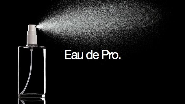 Cheiro de MacBook Pro.