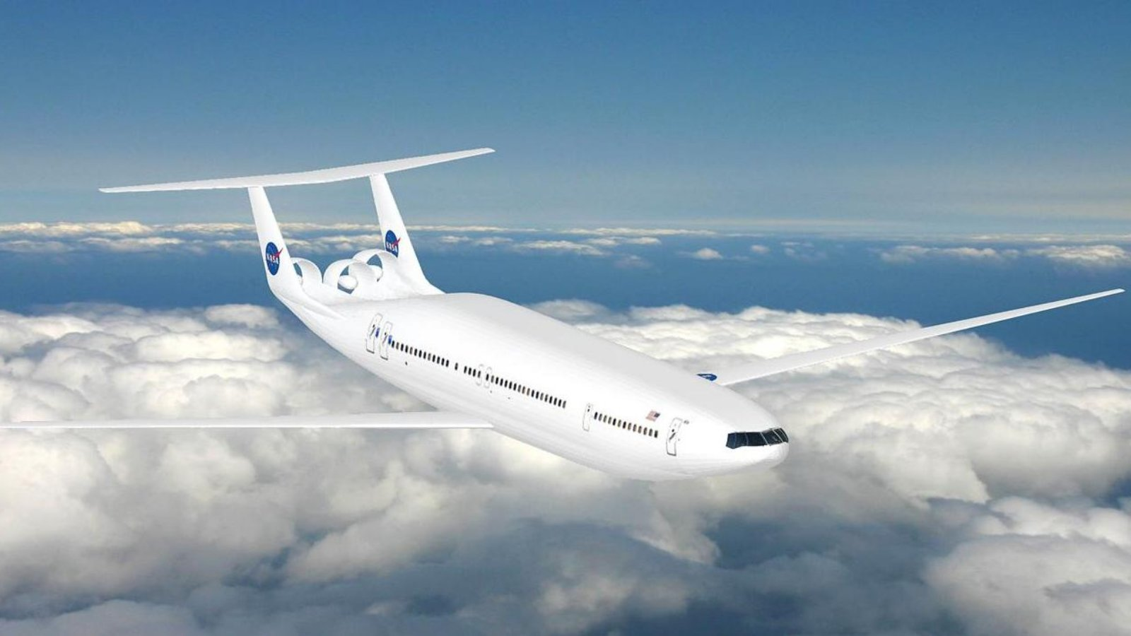 Double Bubble, o avião D8 do MIT.
