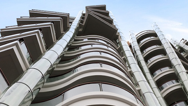 Opus Hong Kong, prédio de Gehry.