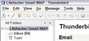 Gmail no Thunderbird.
