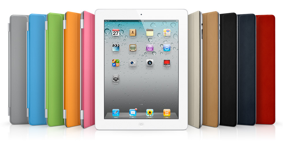 iPad 2 made in Brazil.
