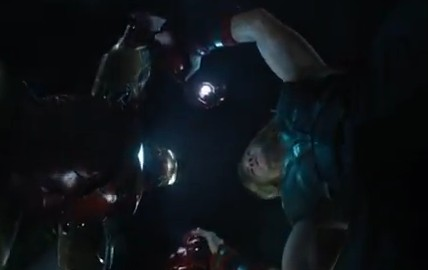 Ironman vs. Thor.