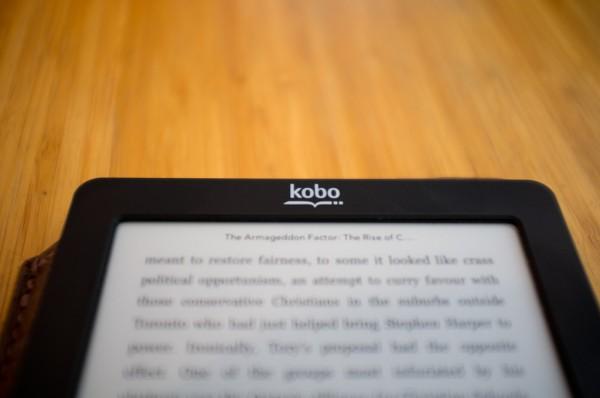 Kobo Reader.