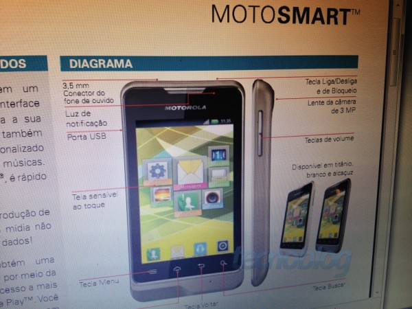 Motorola Motosmart.