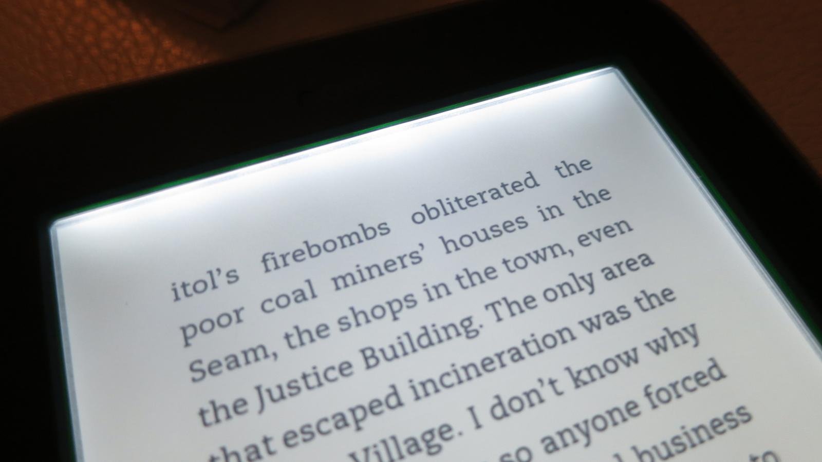 O problema dos e-books