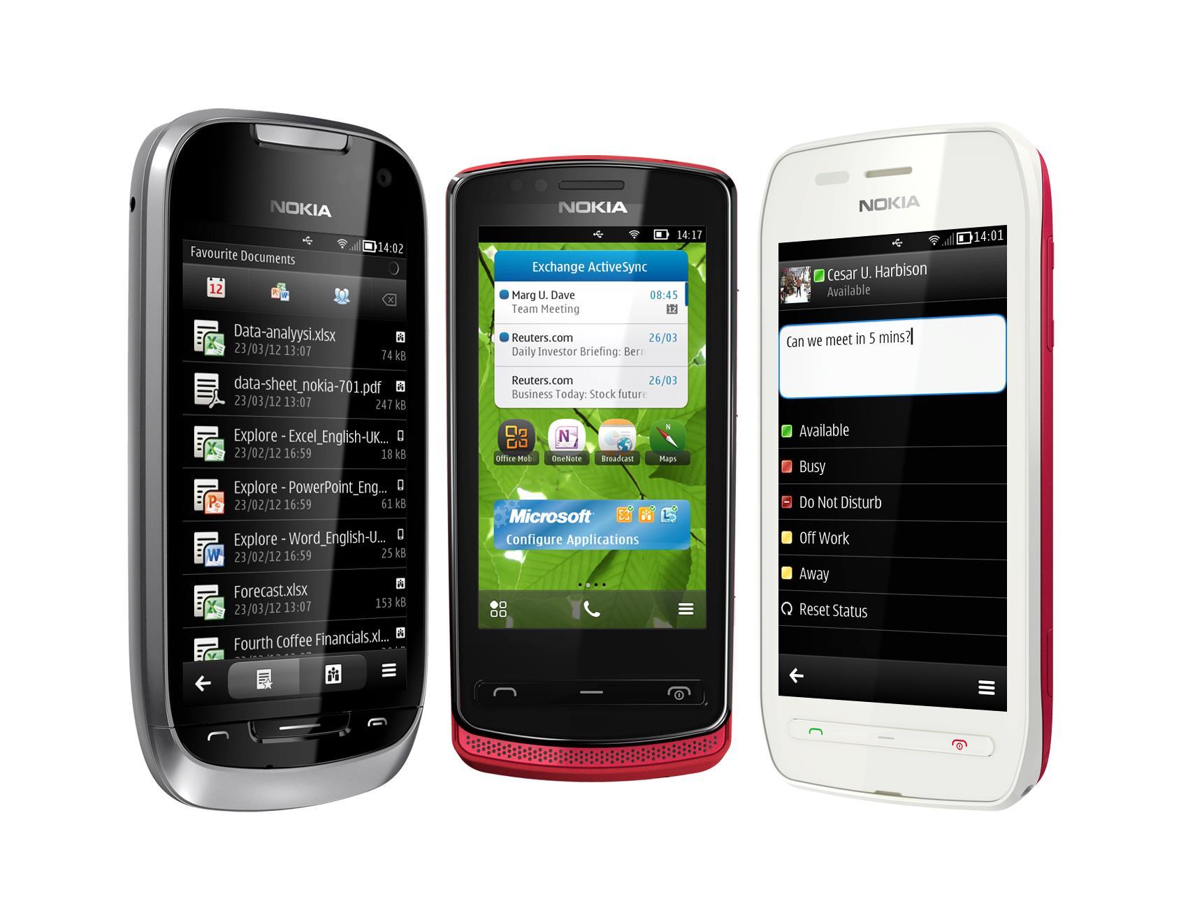 Office no Symbian.