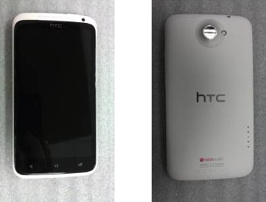 HTC One X na Anatel.