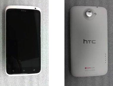 HTC One X na Anatel.