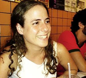 Oona Castro no Primeiro Encontro dos Colaboradores Overmundo do Rio