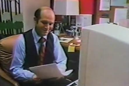 PC da Xerox, em 1972.