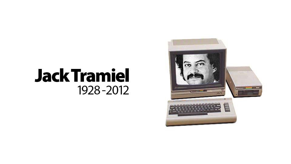 Descanse em paz, Jack Tramiel.