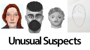 Suspeitos usuais.