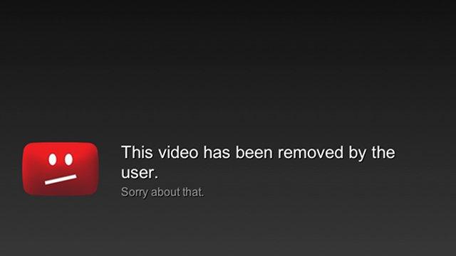 Vídeo indisponível no YouTube.