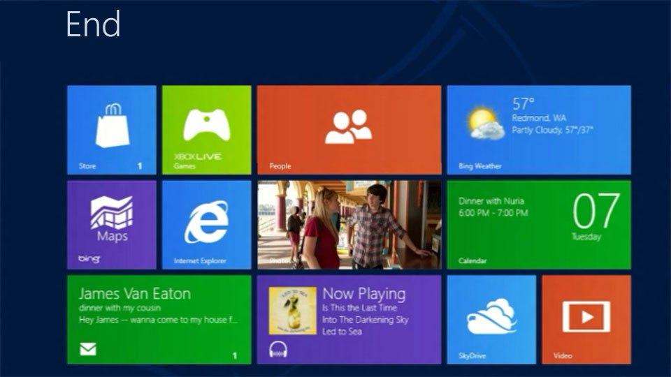Tablets Intel com Windows 8: dois tamanhos, Atom e suporte a NFC e