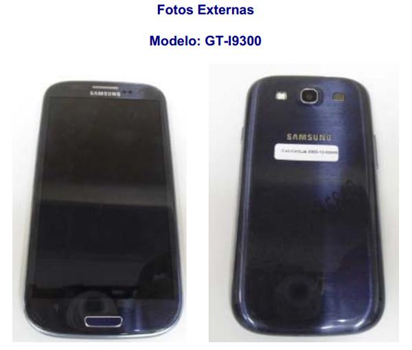Galaxy S III passa pela Anatel.