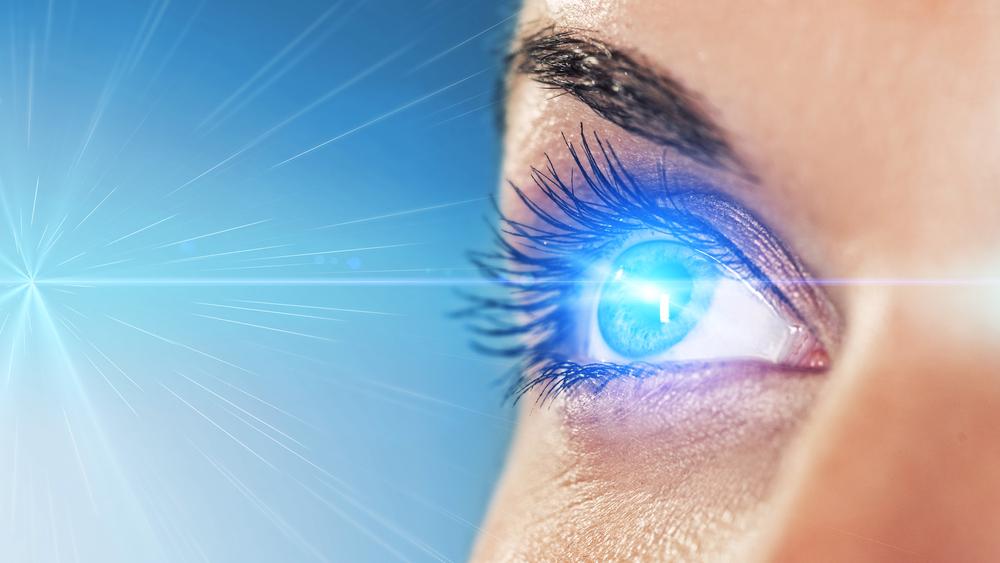 Implante retinal.