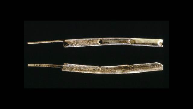 Os instrumentos musicais mais antigos do mundo.