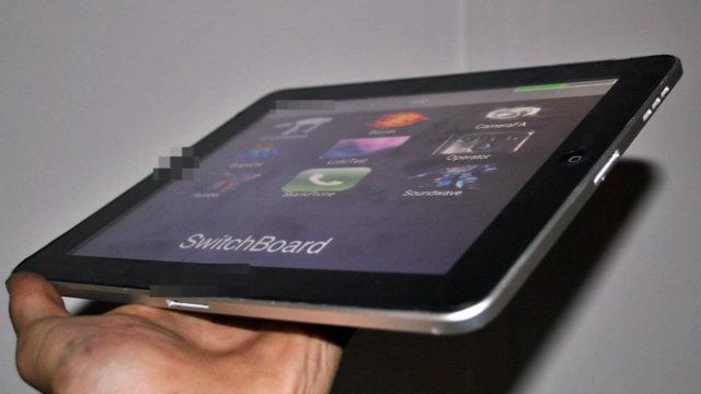 Protótipo do iPad vendido no eBay.