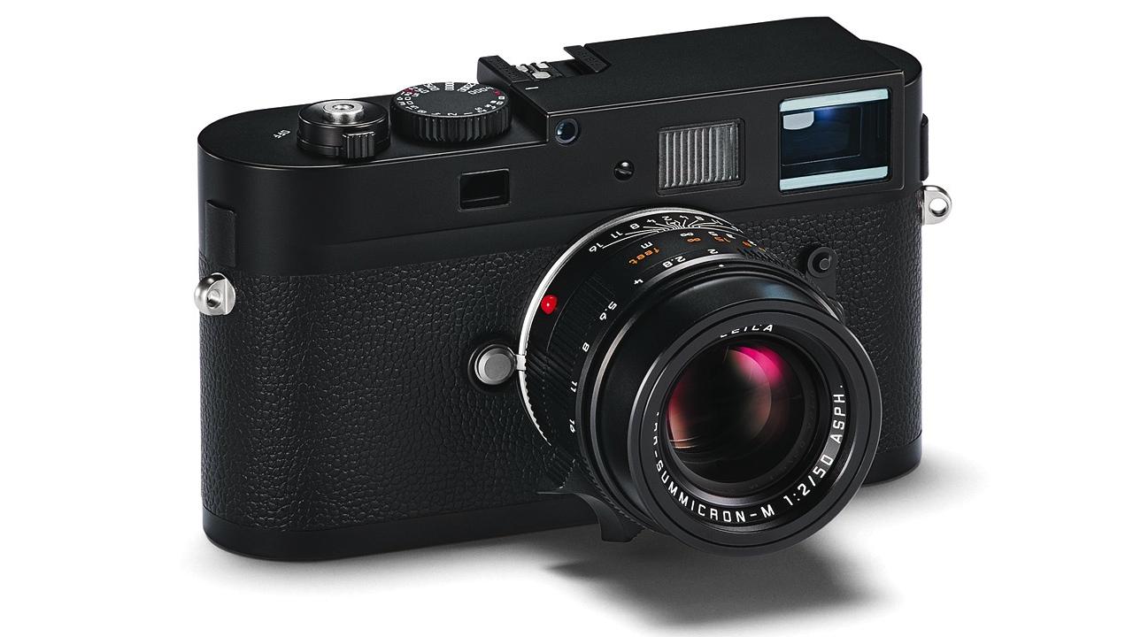 Leica M Monochrom.