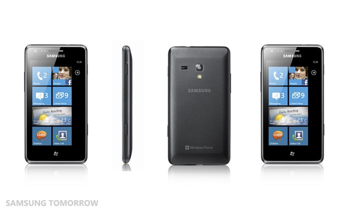 Samsung Omnia M.
