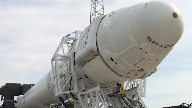 SpaceX Falcon 9.