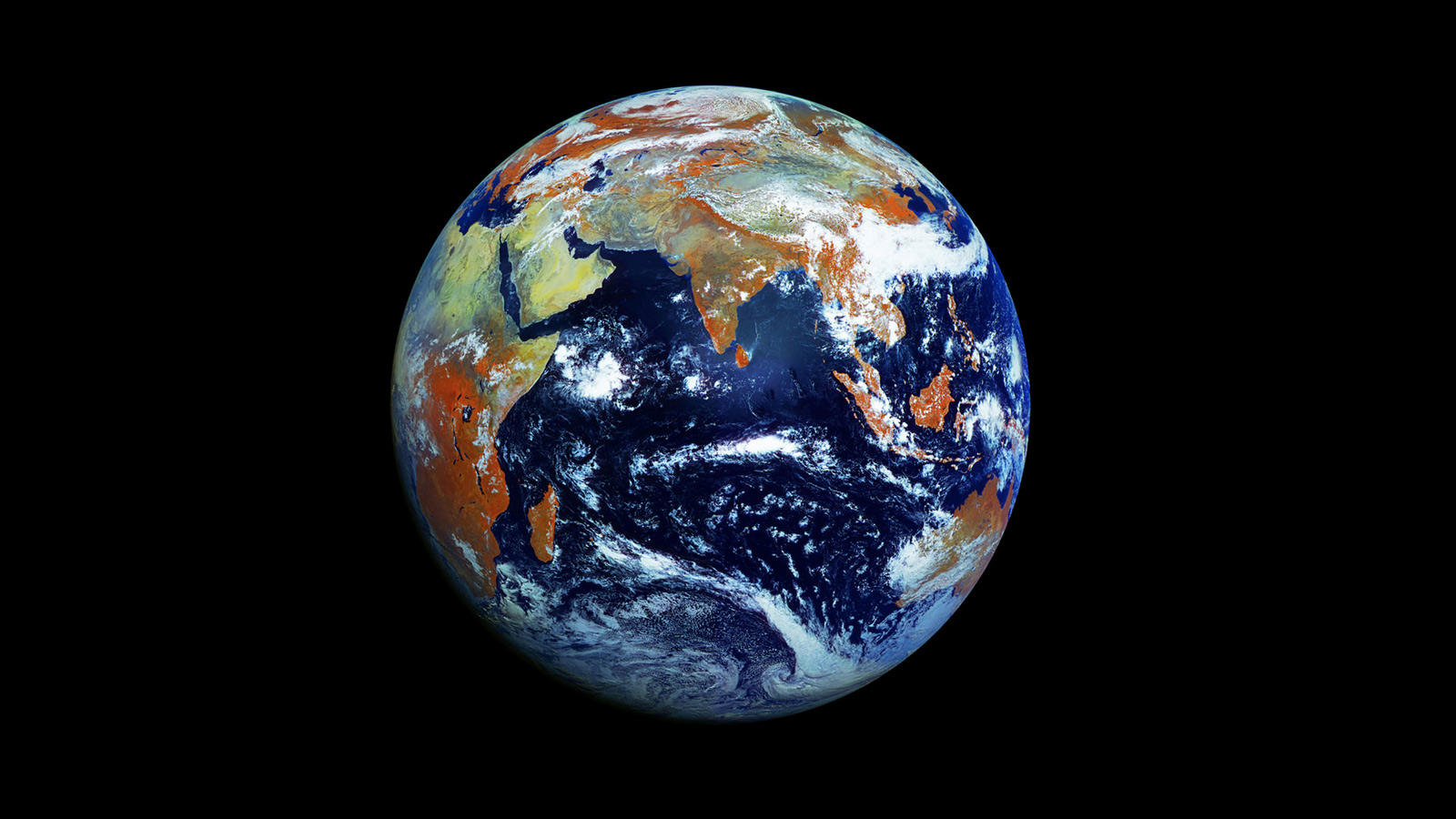 Terra pelo Elektro-L.