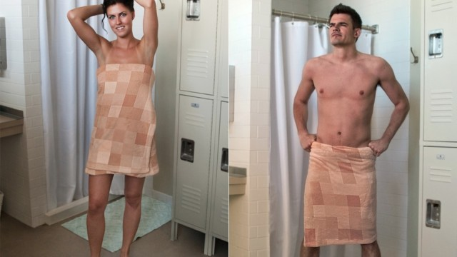 Censorship Towel.