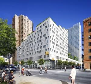Mercedes House em Nova York
