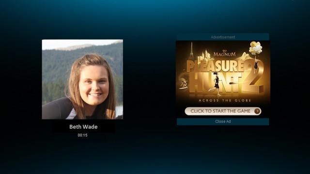 Anúncios no Skype